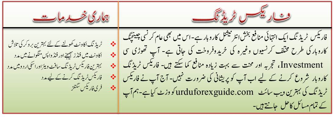 Forex Urdu Book